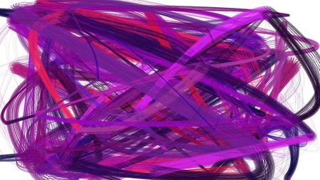 painted purple, orchid and very dark violet color chaos strokes. can be used as wallpaper, poster or background for social media illustration.