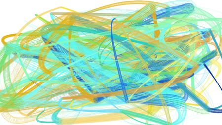 artistic light green, aqua marine and light sea green color brush strokes. abstract painting can be used as wallpaper, poster or background for social media illustration.