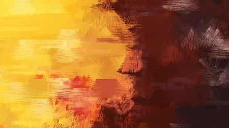 broad brush strokes background with pastel orange, very dark pink and sienna colors. graphic can be used for wallpaper, cards, poster or creative fasion design elements.