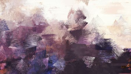 broad brush strokes of light gray, antique white and old mauve color paint. can be used for wallpaper, cards, poster or creative fasion design elements.
