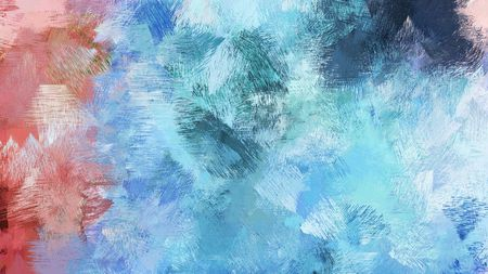 sky blue, teal blue and thistle color brushed vintage background. can be used for wallpaper, cards, poster or creative fasion design elements. Imagens