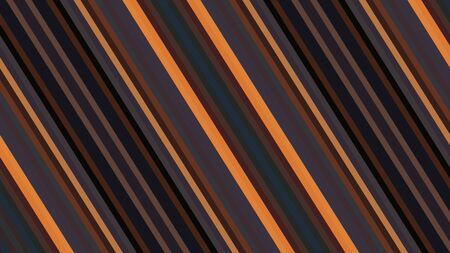 diagonal stripes with very dark blue, bronze and old mauve color from top left to bottom right. Stock Photo
