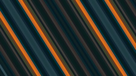 diagonal stripes with very dark blue, coffee and old mauve color from top left to bottom right. Stock Photo