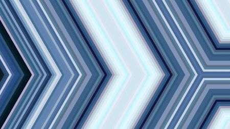 abstract blue, light grey, navy blue background. geometric arrow illustration for banner, digital printing, postcards or wallpaper concept design. Stock Photo