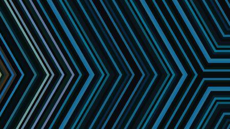 abstract black, teal, blue background. geometric arrow illustration for banner, digital printing, postcards or wallpaper concept design.