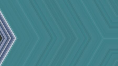 abstract turquoise, blue background. geometric arrow illustration for banner, digital printing, postcards or wallpaper concept design.