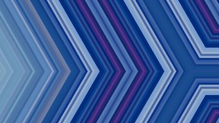 abstract blue background. geometric arrow illustration for banner, digital printing, postcards or wallpaper concept design. Stock Photo