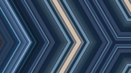 abstract navy blue, blue background. geometric arrow illustration for banner, digital printing, postcards or wallpaper concept design. Stock Photo