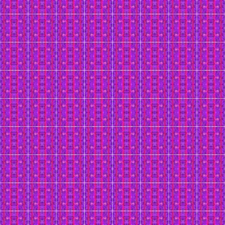 seamless pattern texture with dark orchid, lavender and deep pink colors. can be used for wrapping paper, plaid, fabric design, wallpaper or web pages. Stock Photo