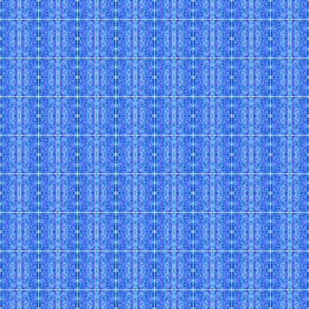 seamless pattern with royal blue, corn flower blue and light sky blue colors. can be used for plaid, fabric design, wrapping paper, wallpaper or web pages.