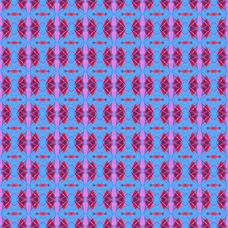 graphic with corn flower blue, dark moderate pink and orchid colors. seamless background for photo products like wallpaper, curtains, gifts or invitation cards. Фото со стока