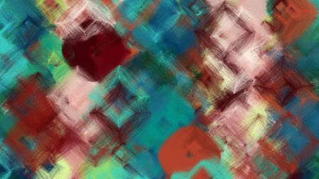 digital art abstract with dark slate gray, tan and old mauve colors. colorful dynamic artwork can be used as wallpaper, poster, canvas or background texture.