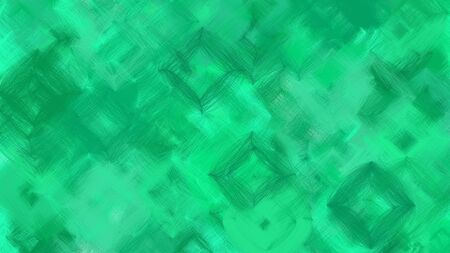 digital art abstract with medium sea green, teal green and medium spring green colors. colorful dynamic artwork can be used as wallpaper, poster, canvas or background texture.