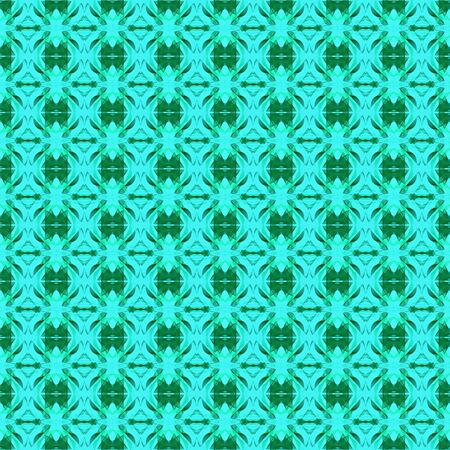 seamless graphics with turquoise, teal green and light sea green colors. repeatable background for customized products like gifts, invitations, clothes, curtains or wallpaper. Фото со стока