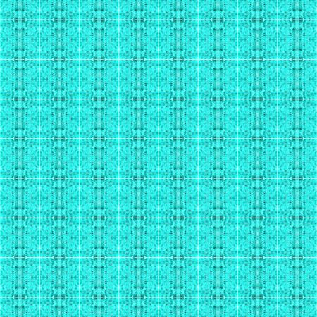 seamless pattern design with turquoise, light cyan and light sea green colors. can be used for wallpaper, plaid, fabric design, wrapping paper or web pages.