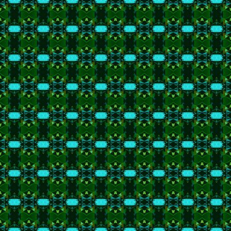 graphic with very dark blue, light sea green and teal green colors. seamless background for photo products like wallpaper, curtains, gifts or invitation cards.