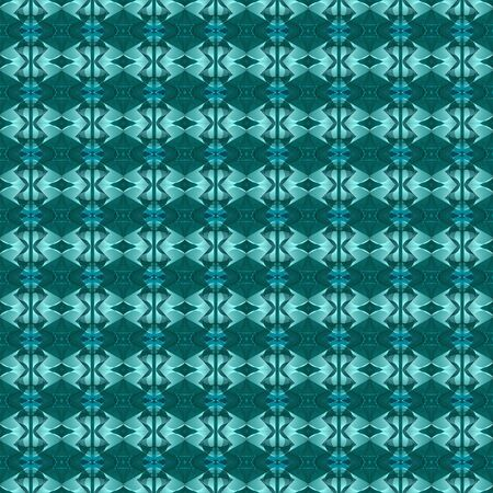 seamless graphics with teal green, medium aqua marine and blue chill colors. repeatable background for customized products like gifts, invitations, clothes, curtains or wallpaper.