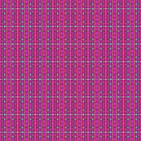 seamless pattern design with mulberry , medium violet red and teal blue colors. can be used for wallpaper, plaid, fabric design, wrapping paper or web pages. Фото со стока