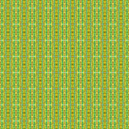 seamless pattern design with yellow green, teal blue and powder blue colors. can be used for wallpaper, plaid, fabric design, wrapping paper or web pages. Фото со стока