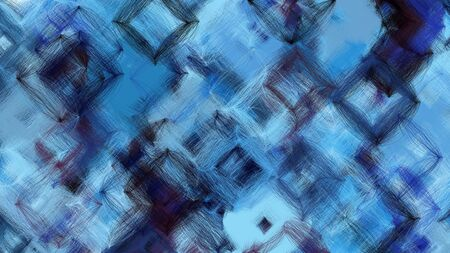 art background with steel blue, very dark blue and baby blue colors. modern dynamic artwork can be used as wallpaper, poster, canvas or background texture.