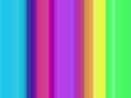 abstract striped background with dark orchid, medium turquoise and pastel orange colors. can be used as wallpaper, background graphics element or for presentation. Stock Photo