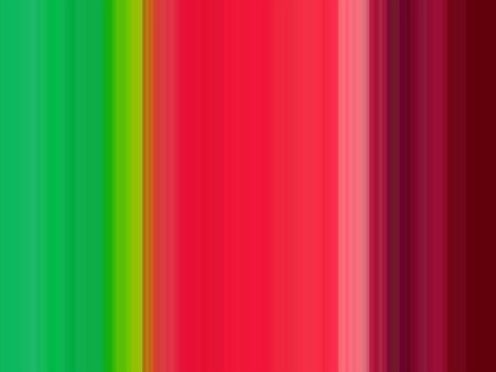 colorful striped background with crimson, dark red and yellow green colors. abstract illustration can be used as wallpaper, background graphics element or for presentation. Stock Photo