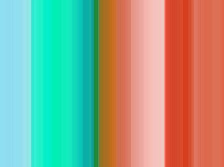 colorful striped background with indian red, dark turquoise and pastel blue colors. abstract illustration can be used as wallpaper, background graphics element or for presentation.
