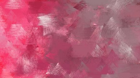 modern creative and rough painting with moderate pink and antique fuchsia colors. use it as wallpaper or graphic element for your creative project. Reklamní fotografie