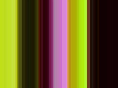 abstract background with stripes with very dark red, pastel violet and yellow green colors. can be used as wallpaper, background graphics element or for presentation. Stock Photo