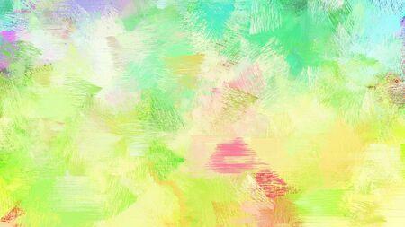 khaki, medium aqua marine and light gray color brushed painting. use it as background or texture.