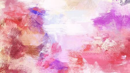 bright brushed painting with pastel pink, moderate pink and pale violet red colors. use it as background or texture.