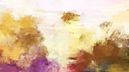 antique white, sienna and old mauve color brushed painting. use it as background or texture.