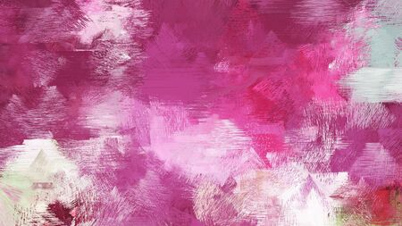 brush painted background with mulberry , pastel pink and moderate pink color.