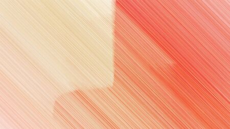 trendy background with wheat, skin and tomato colors. can be used for cover design, poster, wallpaper or advertising.