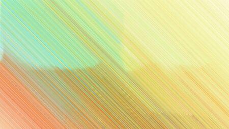 dynamic background with khaki, peru and aqua marine colors. can be used for cover design, poster, wallpaper or advertising.