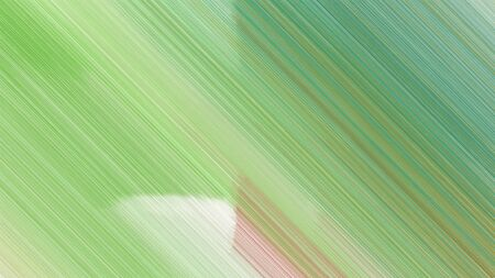 dynamic background with dark sea green, tea green and medium sea green lines. can be used for cover design, poster, wallpaper or advertising.