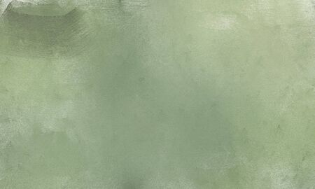 aged brushed cement material texture with dark sea green, tea green and pastel gray color. can be used as graphic element, wallpaper and texture. Standard-Bild - 129219449
