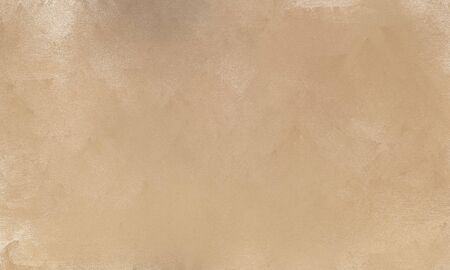 background with washed out paint texture with tan, blanched almond and wheat colors. can be used as design graphic element, wallpaper and texture. Standard-Bild - 129219464