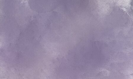 painted texture with light slate gray, light gray and pastel purple color. 2d illustration. can be used as graphic element, wallpaper and texture. Standard-Bild - 129219389
