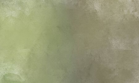 aged brushed painting texture element with gray gray, tea green and pastel gray color. can be used as graphic element, wallpaper and texture. Standard-Bild - 129219393
