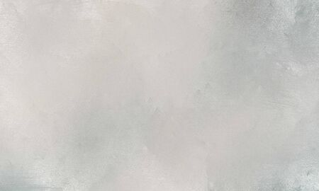 brushed grunge paint  with pastel gray, linen and light slate gray color. can be used as decorative graphic element, wallpaper and texture. Standard-Bild - 129219304
