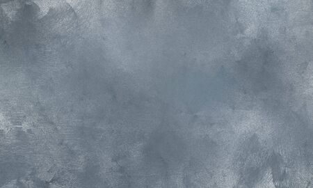 vintage old painting texture with slate gray, light gray and pastel blue colored brush strokes. can be used as graphic element, wallpaper and texture.