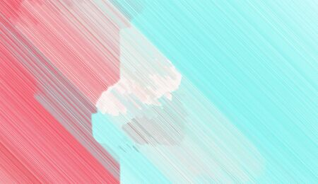 abstract colorful background with pale turquoise, pastel red and dark salmon colors. can be used for postcard, poster, texture or wallpaper. Stock Photo