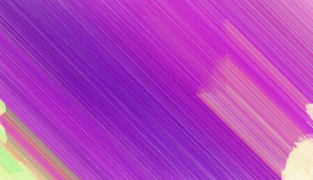 dark orchid, baby pink and orchid diagonal line color design. bright color background. art illustration can be used for wallpaper cards, poster, canvas or texture. Stock Photo