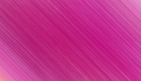 medium violet red, pale violet red and plum diagonal line color design. bright color background. art illustration can be used for wallpaper cards, poster, canvas or texture. Stock Photo