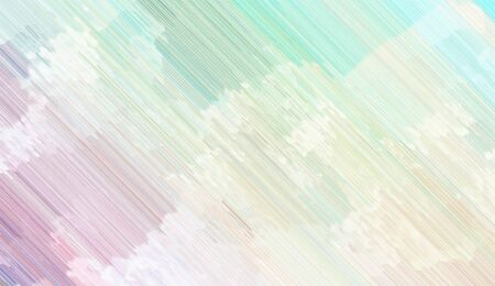dynamic background texture with beige, pastel blue and silver colored diagonal lines. can be used for postcard, poster, texture or wallpaper. Banque d'images - 129459421