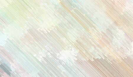 diagonal lines background with light gray, antique white and tan colors. can be used for postcard, poster, texture or wallpaper. Banque d'images - 129459664