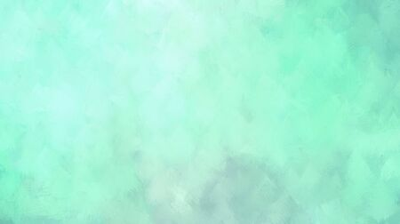 pale turquoise, aqua marine and light cyan colors illustration. abstract cloudy texture background with space for text or image. use painted graphic it as wallpaper, graphic element or texture.