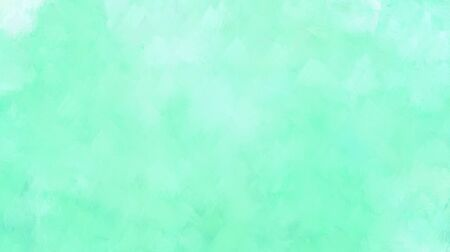aqua marine, pale turquoise and light cyan colors illustration. abstract cloudy texture background with space for text or image. use painted graphic it as wallpaper, graphic element or texture. Banco de Imagens