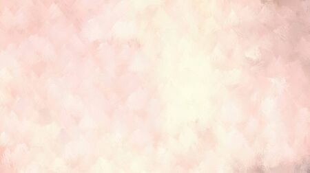 abstract background with space for text or image. antique white, baby pink and rosy brown colored illustration. use painted graphic it as wallpaper, graphic element or texture. Banco de Imagens